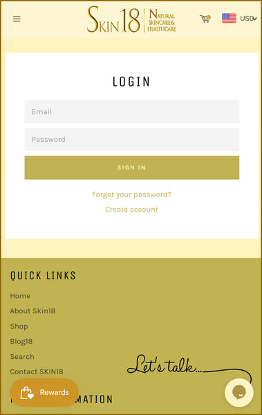 Step (8) It will redirect to login page - login or create account
