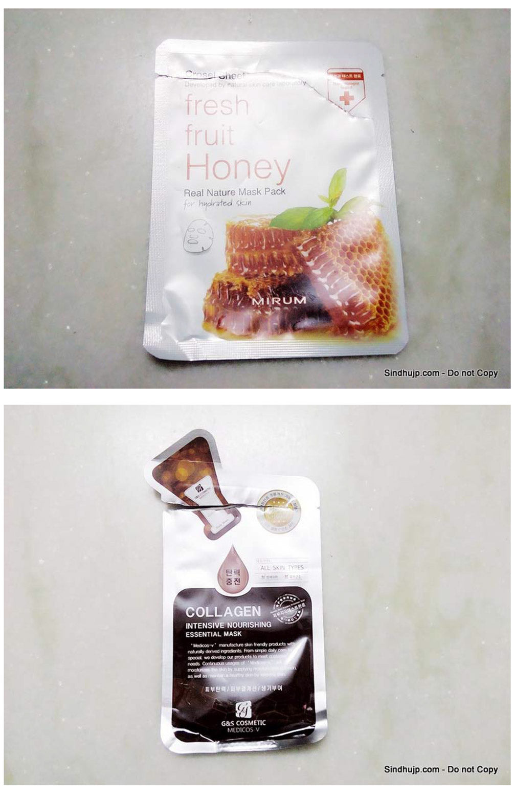 KOREAN SKIN MASKS FROM SKIN18.COM