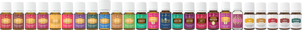 Essential oil signup
