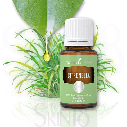 Young Living Citronella Essential Oil