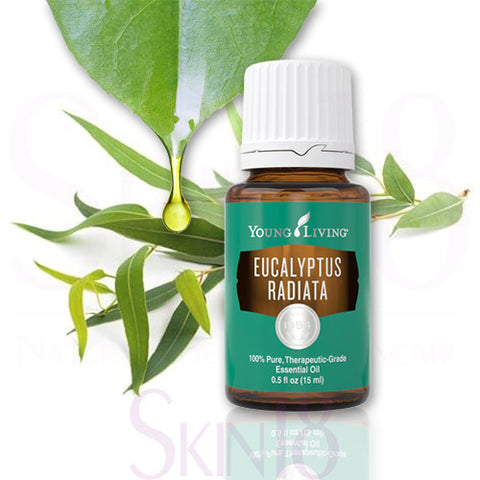 Young Living Eucalyptus Radiata Essential Oil