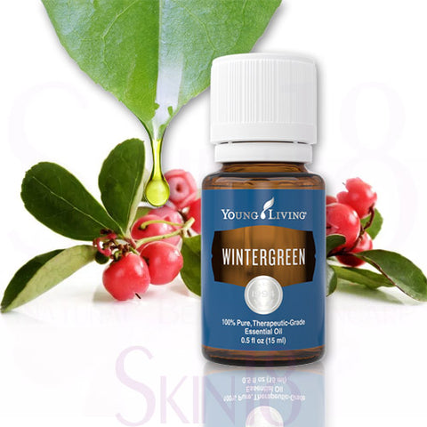 Young Living Wintergreen Essential Oil