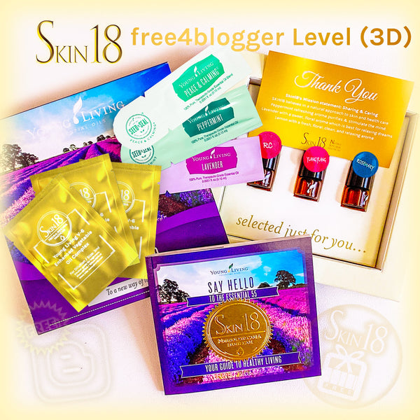 (FREE) free4blogger level#3 - Hello Kit + Sample + V6