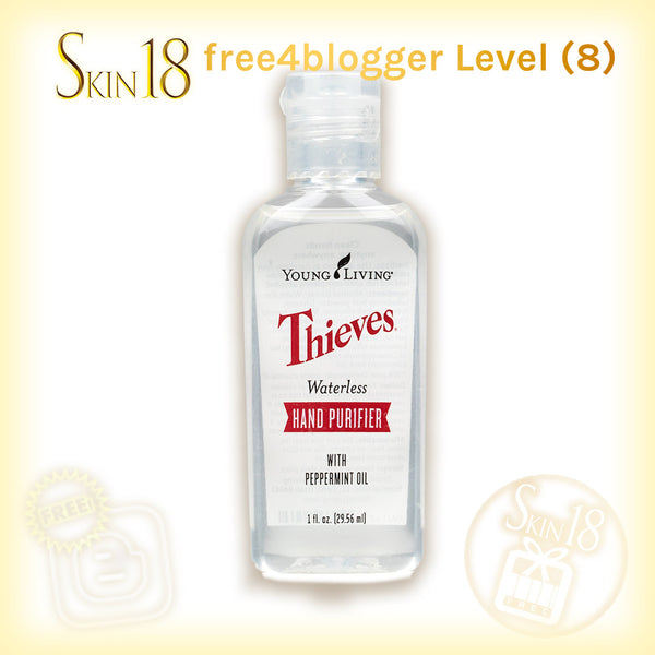(FREE) free4blogger level#8 - Thieves Household Mini Collection
