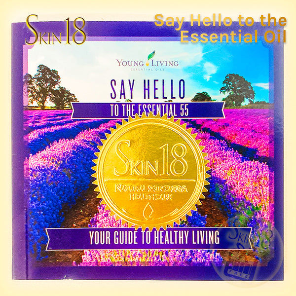 (FREE) Young Living Essential Oil Say Hello Kit