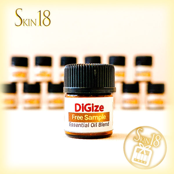 (FREE) Essential oil Blend sample - 18 DiGize (1.5ml)
