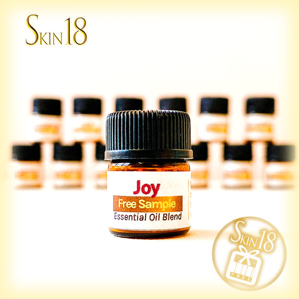 (FREE) Essential oil Blend sample - 19 Joy (1.5ml)