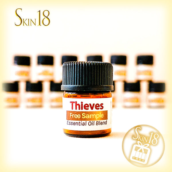 (FREE) Essential oil Blend sample - 25 Thieves (1.5ml)