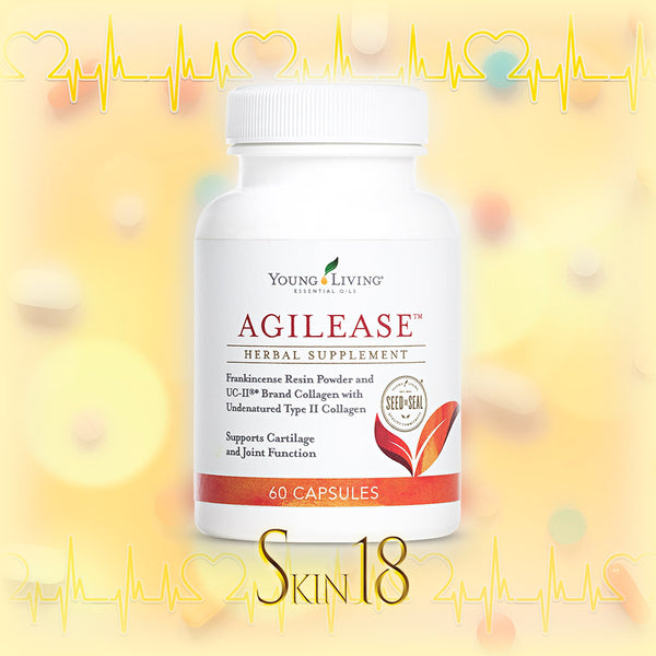 AgilEase Herbal Supplement
