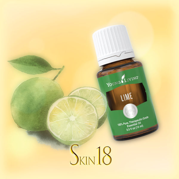 Lime Essential Oil Single