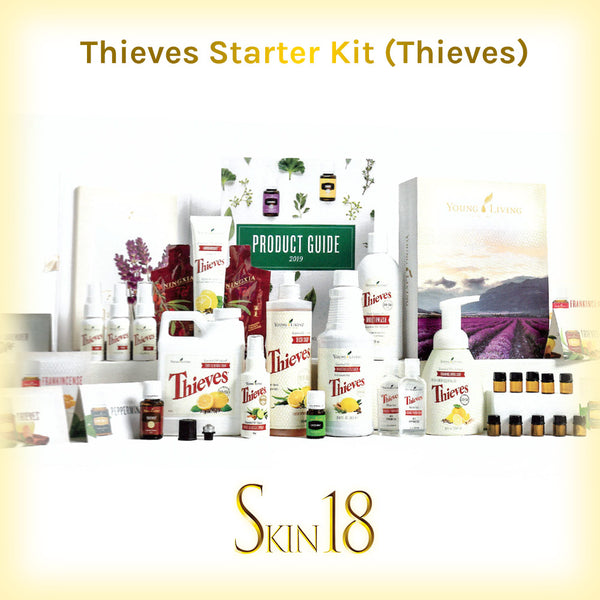 Premium Starter Kit with Thieves