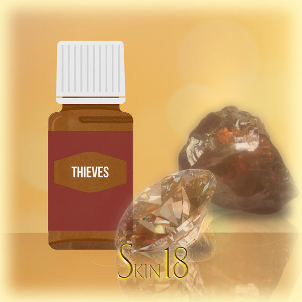 Thieves Essential Oil Blend