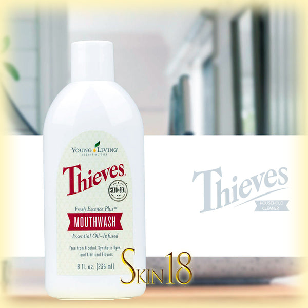Thieves Fresh Essence Plus Mouthwash