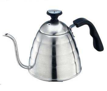 Tiamo Coffee Pot With Thermometer (900cc)