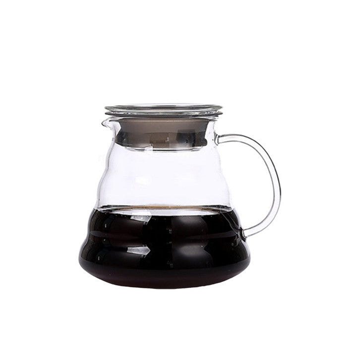 TIAMO GLASS COFFEE SERVER (600ML)