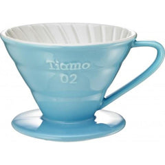 Tiamo V-02 Porcelain Dripper (2-4cups)