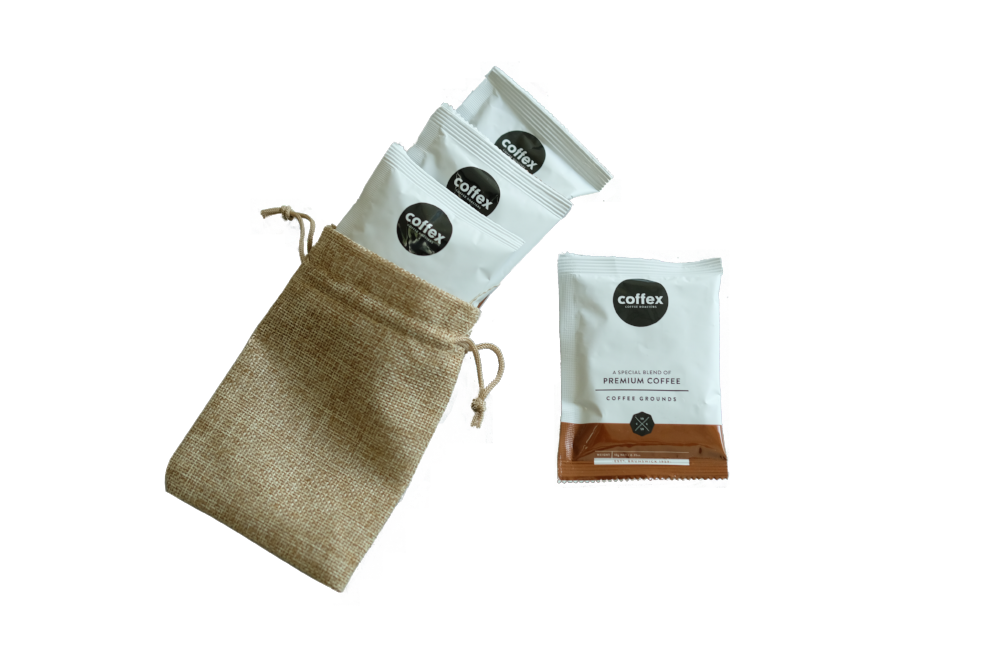 Premium Coffee Blend Coffee Grounds