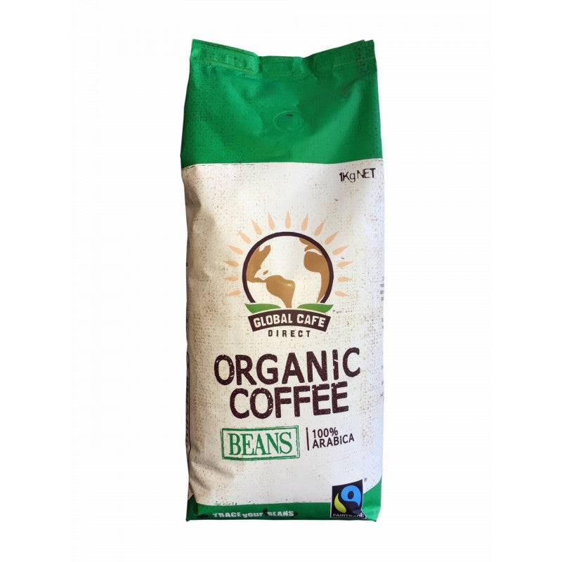 GCD - Organic Fairtrade Coffee Beans