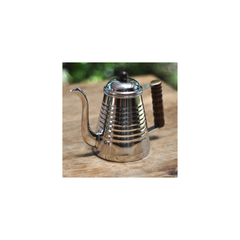 Kalita Wave Steel Kettle 1L (Wooden Handle)