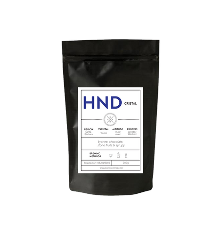 SINGLE ORIGIN : Honduras Cristal (Best Of Honduras #4)