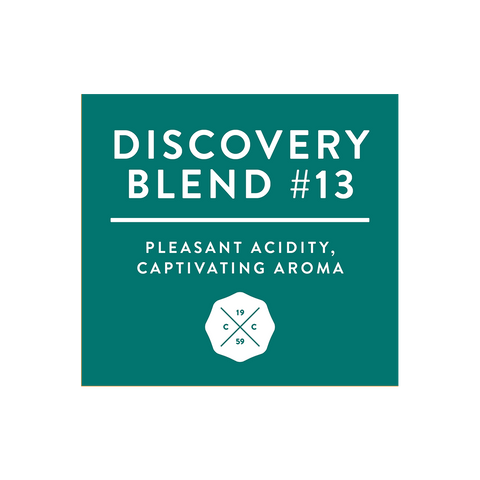 Discovery Blend #13