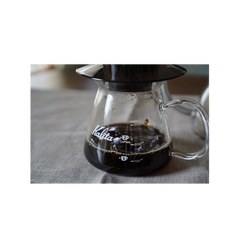 Kalita 300g Coffee Server (Glass Handle)