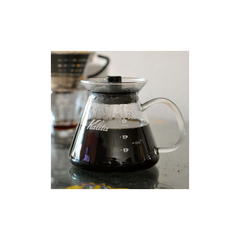 Kalita 500g Coffee Server (Glass Handle)