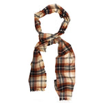 Durango Plaid Flannel Scarf