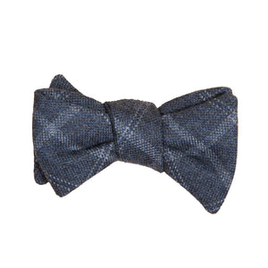 Two Harbors Plaid Bow Tie