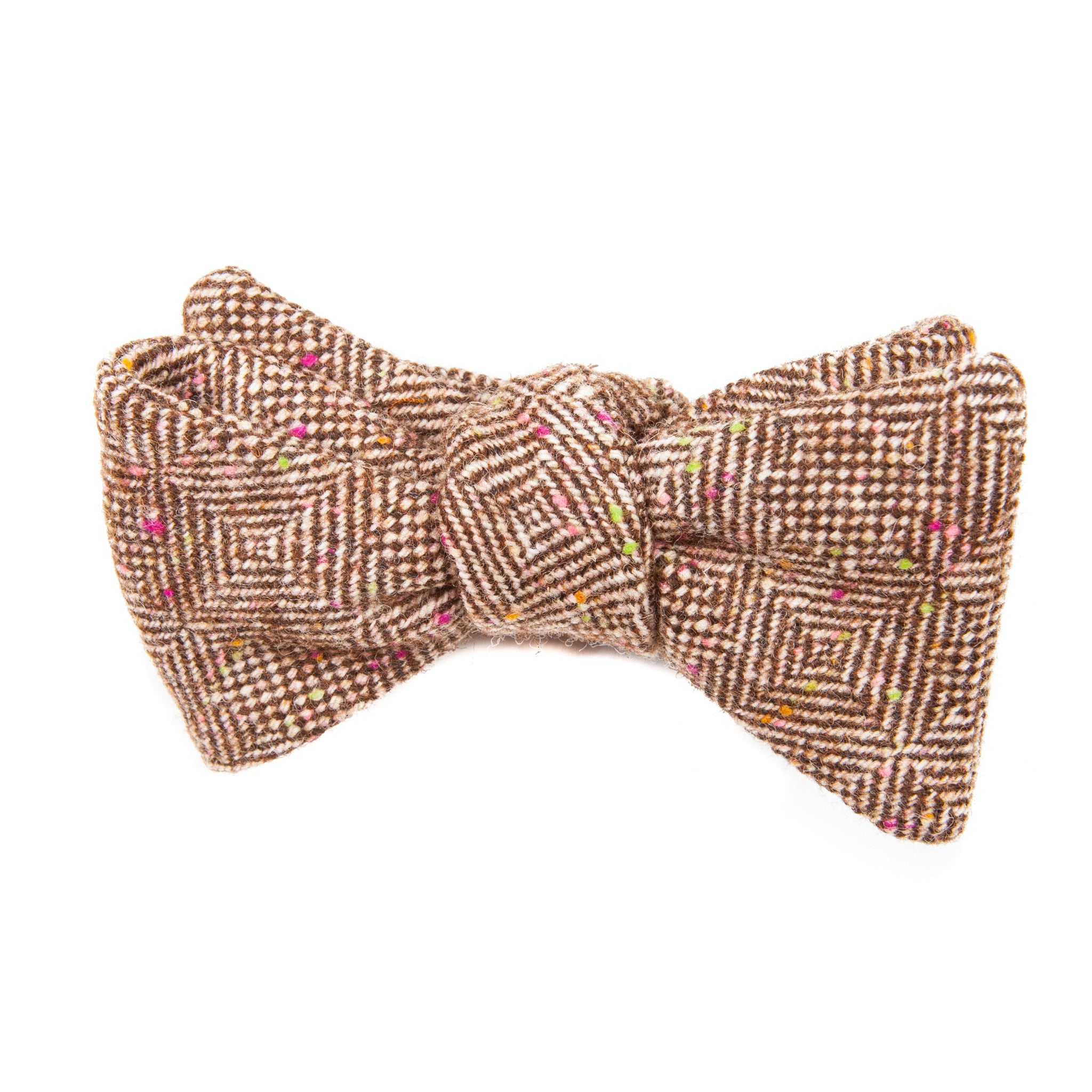 Jolly Professor Donegal Wool Bow Tie