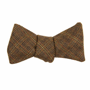 Countryside Windowpane Bow Tie