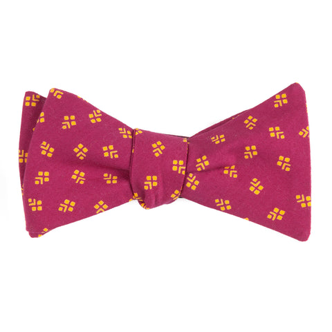 1960's Great Harvest Bow Tie