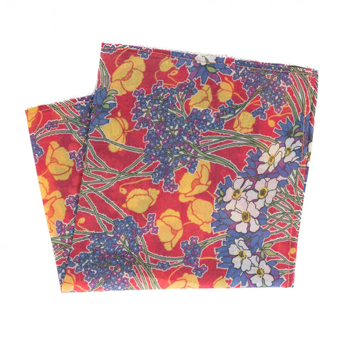 Buffett Special Pocket Square