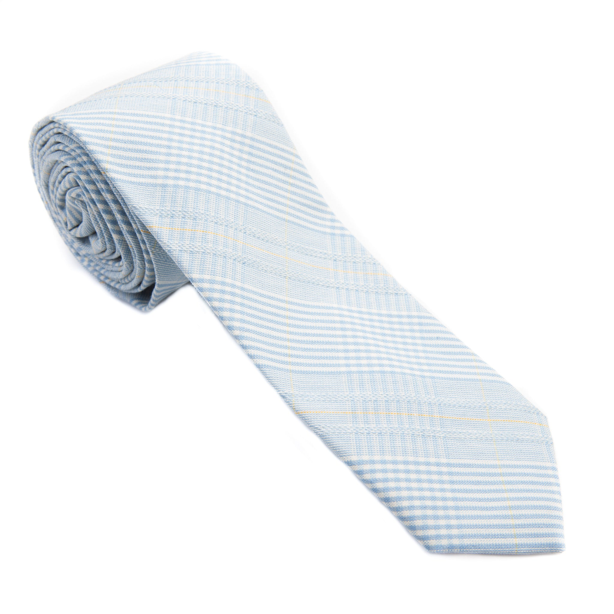 Sky Blue Waters Necktie
