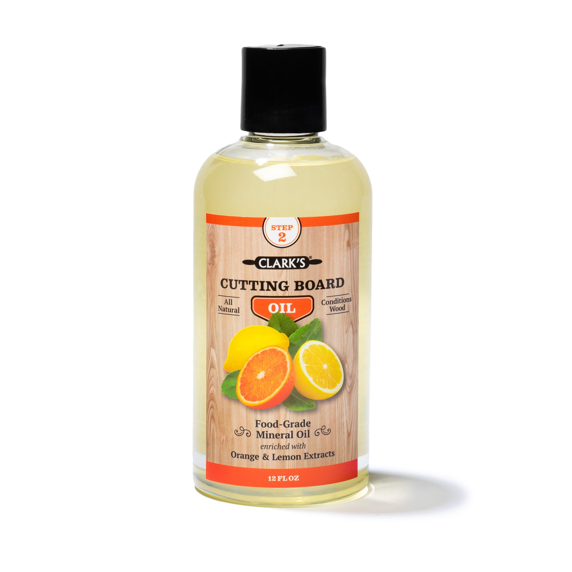 Clark S Cutting Board Oil Orange And Lemon Enriched Clark S Online Store