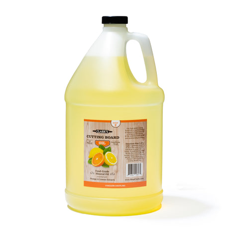 CLARK'S Butcher Block Oil and Conditioner - Gallon