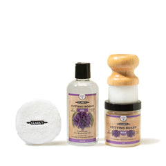 CLARK'S Cutting Board Finishing Kit - Lavender & Rosemary Scent