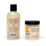 CLARK'S Cutting Board Oil & Wax - 2 Pack - Lemon and Orange