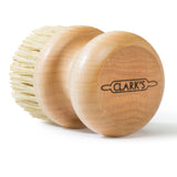 CLARK'S Small Cutting Board Scrub Brush | Maple Construction | Scrubber Brush for Cutting Boards, Butcher Blocks, Countertops and wood surface