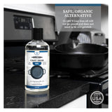 CLARK'S Cast Iron Seasoning Oil - With Fractionated Coconut Oil