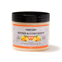 CLARK'S Soapstone Slate and Concrete Wax - Carnauba and Beeswax