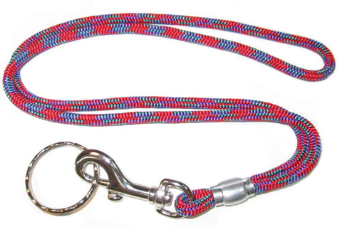 red key leash