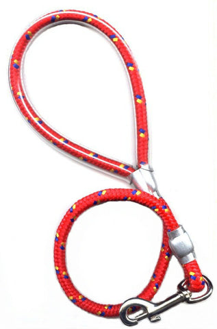 two foot mountain rope training leash