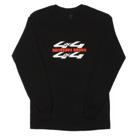 Off Road Longsleeve (Black)