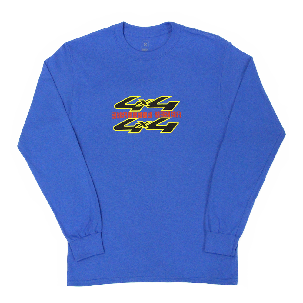Off Road Longsleeve (Royal Blue)