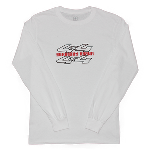 Off Road Longsleeve (White)