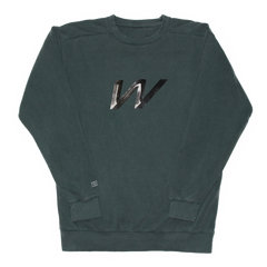 Recording Company Crewneck (Willow)
