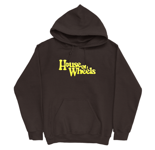 HOUSE ON WHEELS HOODIE