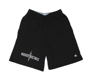 Knight Shorts Black