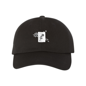 Dark Red 5th Anniversary Hat
